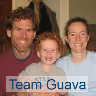 Team Guava Family Blog